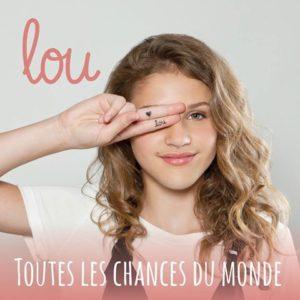 Lou élève de ABC Music et finaliste de voice kids